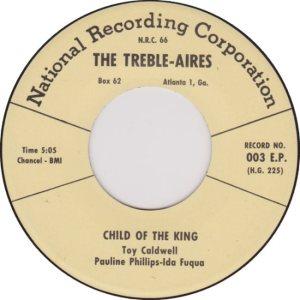 TREBLE-AIRES - 59 C