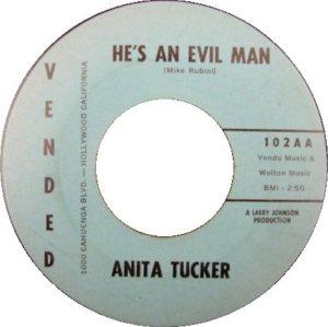 TUCKER ANITA 56 A