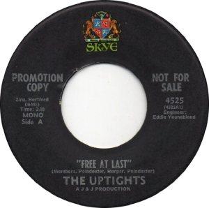 UPTIGHTS - 60'S A
