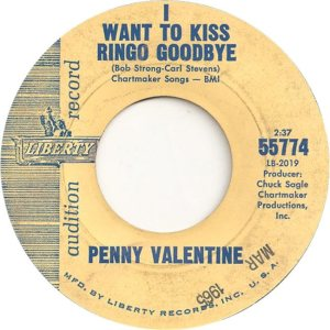 VALENTINE PENNY 65 A