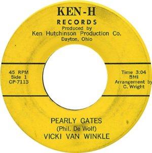 VAN WINKLE - VICKIE - 62 A