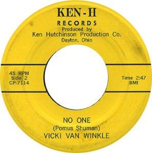 VAN WINKLE - VICKIE - 62 B