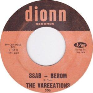 VAREEATIONS 68 B