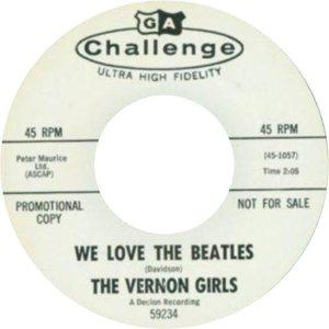 VERNON GIRLS - 64 A