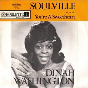 WASHINGTON DINAH 63 NETHER