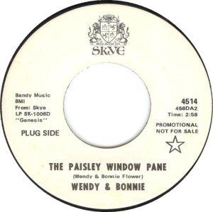 WENDY BONNIE 68 A