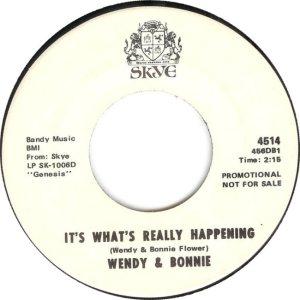 WENDY BONNIE 68  B