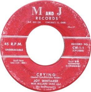 WHITACKER JOY - 55 A