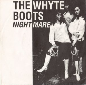 WHYTE BOOTS PS