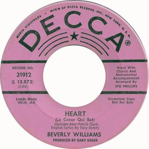 WILLIAMS BEV 66 A