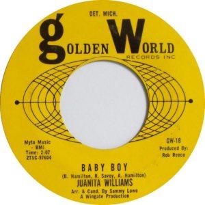 WILLIAMS JUANITA 64 A