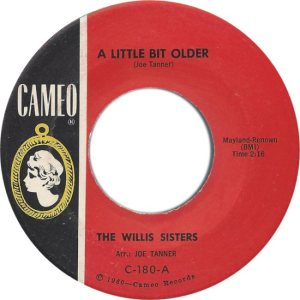 WILLIS SISTERS 60 A