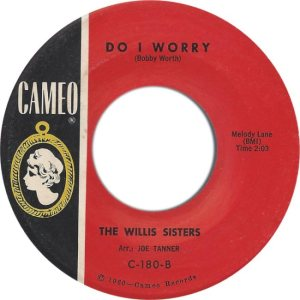 WILLIS SISTERS 60 B