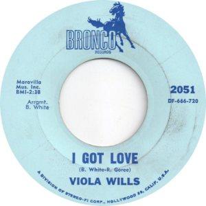 WILLS VIOLA 66 A