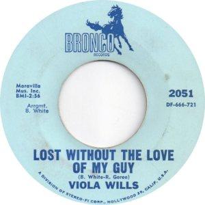 WILLS VIOLA 66 B
