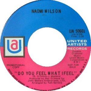 WILSON NAOMI 69 B