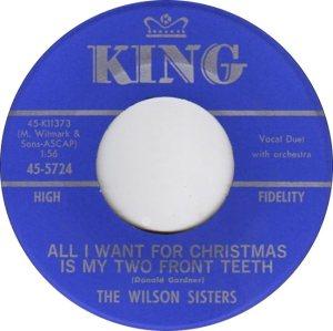 WILSON SISTERS 63 C