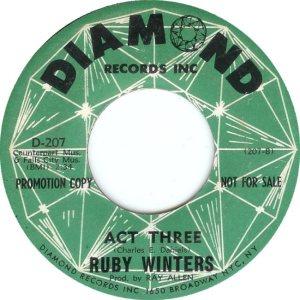WINTERS RUBY 66 B