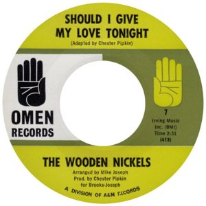 WOODEN NICKELS 65 A