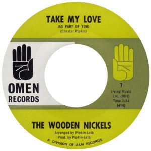WOODEN NICKELS 65 B