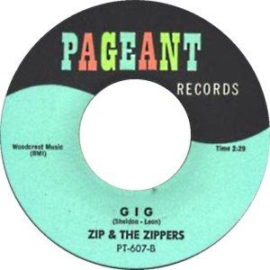 ZIP AND ZIPPERS 63 B