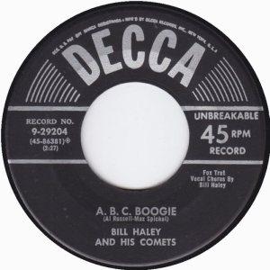 1954 - DECCA 29204 D