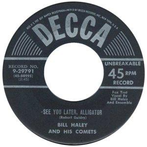 1956 - DECCA 29791 C