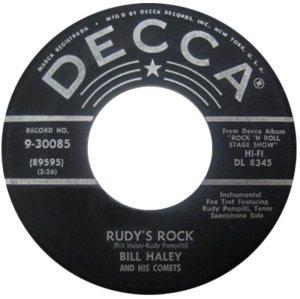 1956 - DECCA 30085 C