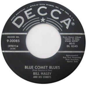 1956 - DECCA 30085 D