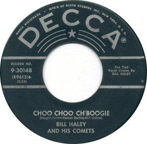 1956 - DECCA 30148 B