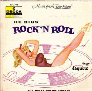 1956 EP - DECCA 2398 A