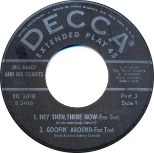1956 EP - DECCA 2418 B