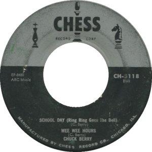 1957-01 - CHESS 5118 B