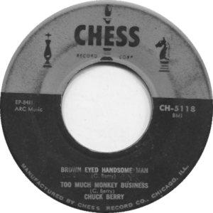 1957-01 - CHESS 5118 C