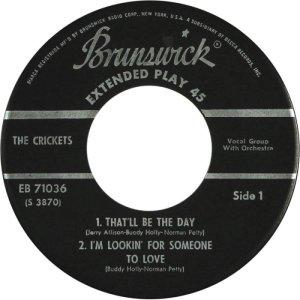 1957-11 BRUNSWICK EP 71036 C