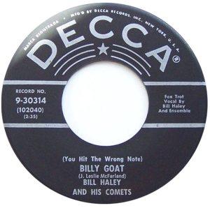 1957 - DECCA 30314 C