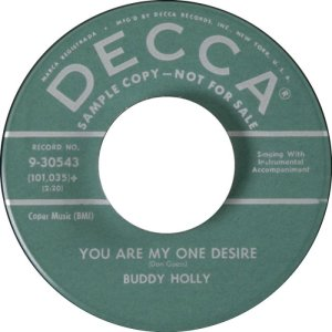 1958-01 DECCA 30543 B