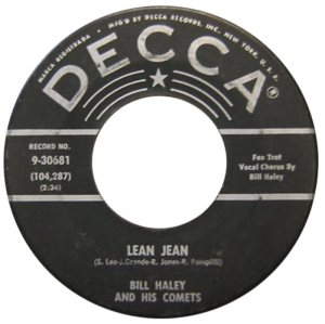 1958 - DECCA 30681 A