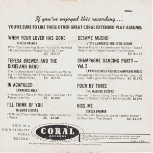 1959-02 CORAL EP 81182 D