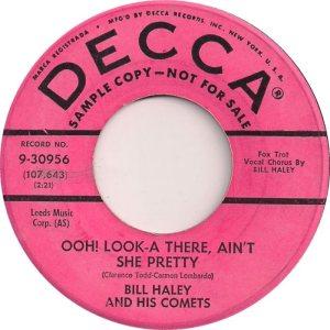 1959 - DECCA 30956 A