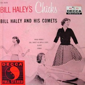 1959 - DECCA EP 2638 A