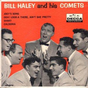 1959 - DECCA EP 2670 A