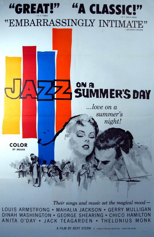 1959 JAZZ ON SUMMERS DAY