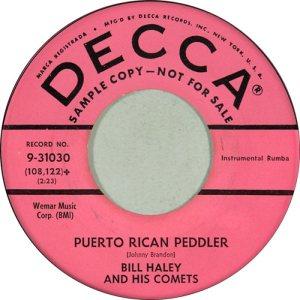 1960 - DECCA 31030 B