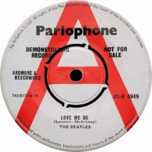 1962-10-13 - LOVE ME DO DJ
