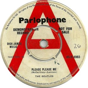 1963-01-19 - PLEASE PLEASE ME DJ