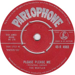 1963-01-19 - PLEASE PLEASE ME