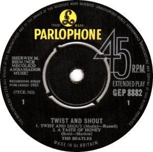 1963-07-20 - TWIST & SHOUT R