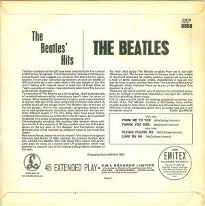 1963-09-21 - BEATLE HITS BC