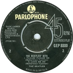 1963-09-21 - BEATLE HITS R2